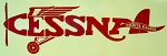 Cessna aircraft logo from the WAAAM Collection.