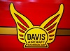 Davis aircraft logo from the WAAAM Collection.