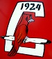 Saint Louis Cardinal aircraft logo from the WAAAM Collection.